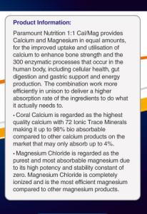 PARAMOUNT-calcium-LABEL-Product